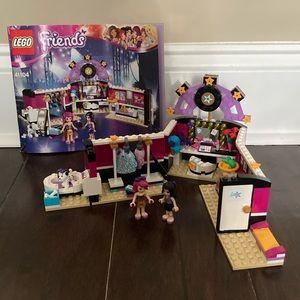 Lego Friends Pop Star Dressing Room 41104